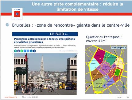 Bruxelles, bonne élève en urbanisme tactique