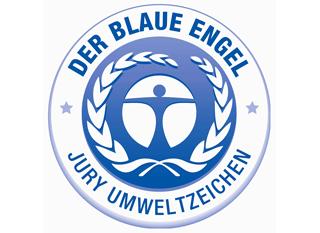 Label Ange Bleu