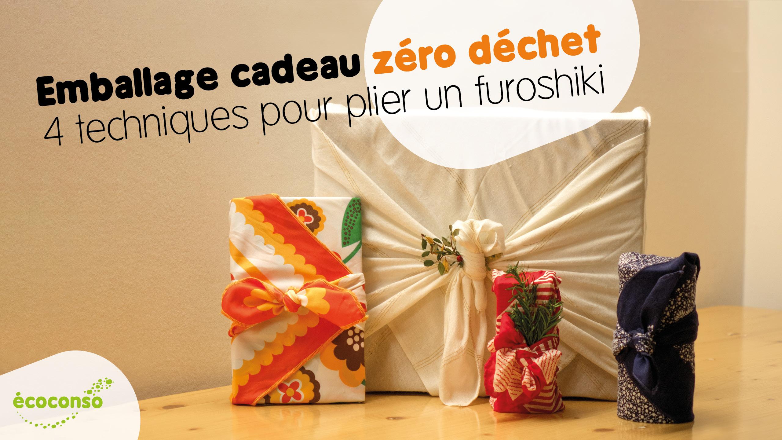 10 Idées Cadeau Presque Zéro Déchet Pour Noël écoconso