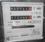Compteur électrique