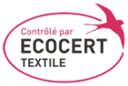 Label jeans textiles ecocert
