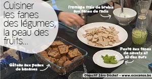 Astuce zéro déchet : cuisiner les fanes des légumes, la peau des fruits...