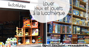 Astuce zéro déchet : louer jeux et jouets à la ludothèque