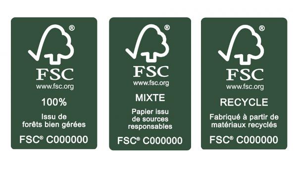 Labels FSC