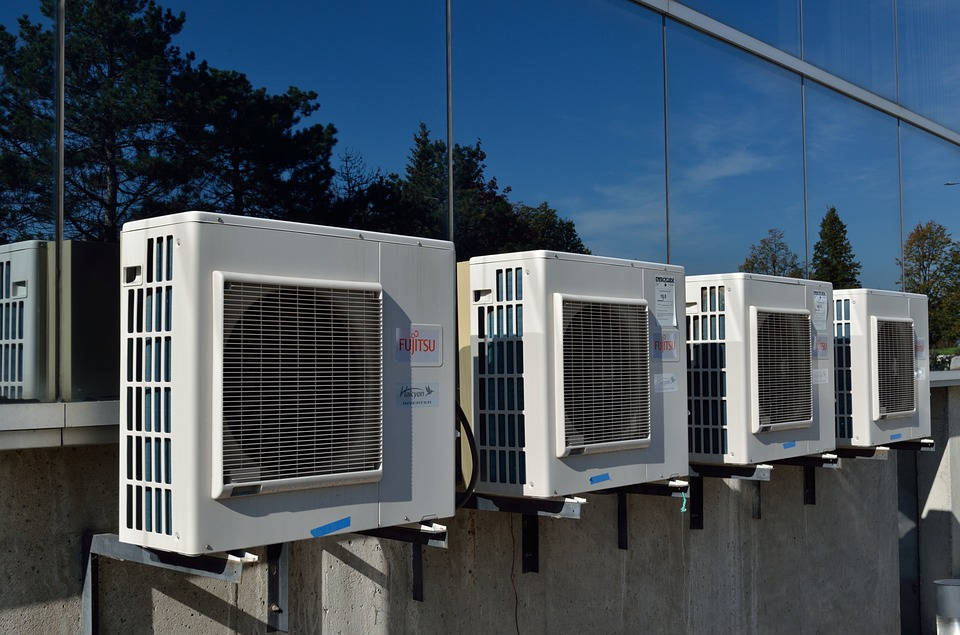 Air conditionné bâtiment - Pixabay