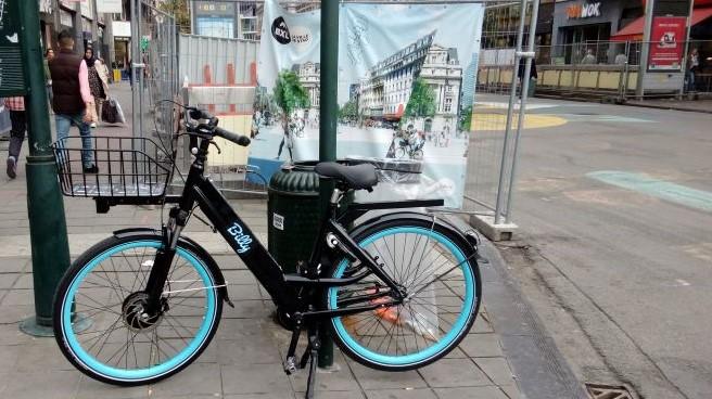 Billy Bike Brussels