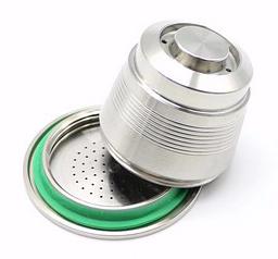 Dosette (capsule) réutilisable, compatible Nespresso