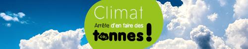 """""""Climat : arrête d'en faire des tonnes"""", campagne 2019 d'écoconso"""