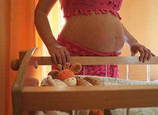 Aménager la chambre de bébé en seconde main