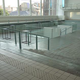 Cité Miroir : la piscine réaffectée