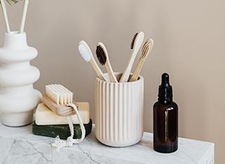 Des cosmétiques simples, sans perturbateurs endocriniens