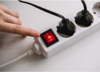 Débrancher la box internet et le décodeur