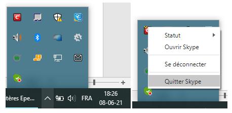 fermer programmes inutiles sur son ordinateur