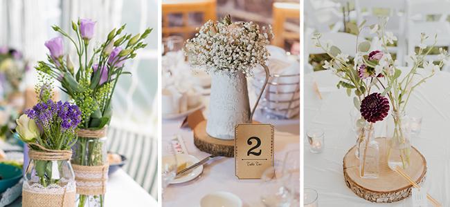 Des fleurs locales pour son mariage
