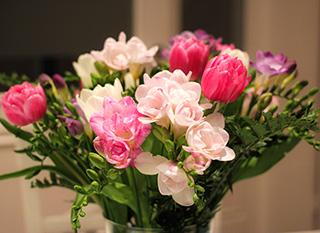 Un bouquet écologique pour la fête des mères