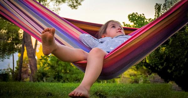 Vacances : on pense aussi à ralentir... et se reposer