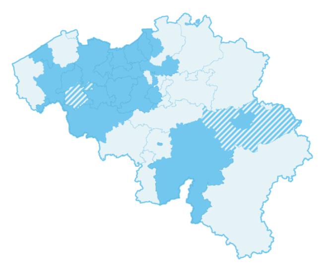 Nouveau sac bleu, carte janvier 2021