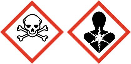 Pictos de danger