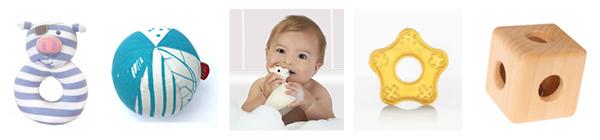 Exemples de jouets écologiques et sains