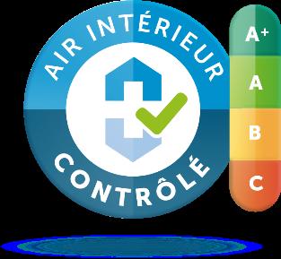 Label Air intérieur contrôlé