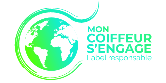 """Label français """"Mon coiffeur s'engage"""""""