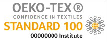 Label Oeko-Tex 100 - Confiance textiles