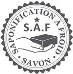Logo SAF de saponification à froid