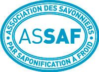Logo ASSAF - savons saponifiés à froid
