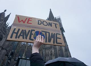 On n'a plus le temps : il faut agir maintenant pour éviter l'emballement du climat