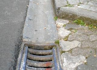 Plus de pesticides sur les trottoirs et dans les rigoles!