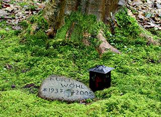 Des funérailles plus nature
