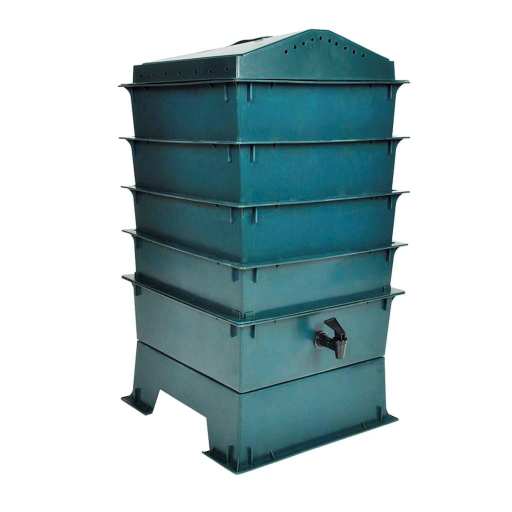 Compostière VidaXL