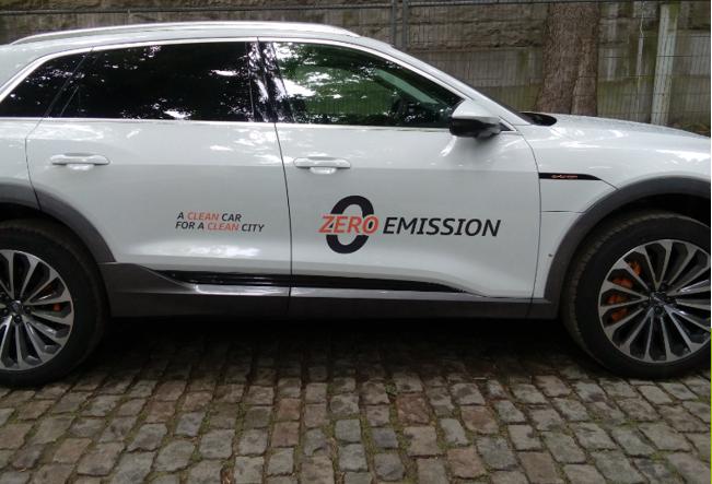 un SUV de 2,5 tonnes, même électrique, même fabriqué à Forest n'a rien de rationnel ou d'écologique