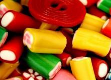 Les bonbons peuvent contenir du E171