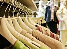 Les vêtements ont la cote pendant les soldes