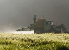 Les pesticides sont dans l'air partout en Wallonie