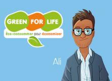 Ali économise grâce à Green For Life