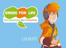 Laurent économise grâce à Green For Life