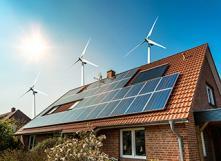 Passer aux énergies renouvelables pour le climat
