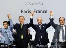 L'Accord de Paris a été signé en 2015, lors de la COP 21