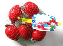 Un yaourt en forme de fraise ?