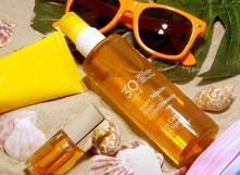 Quels produis cosmétiques essentiels pour l'été ?