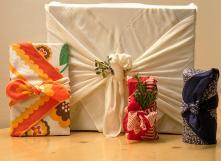 Furoshiki : un emballage cadeau zéro déchet