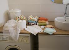 Comment entretenir les langes lavables ?