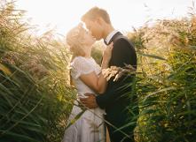 Un mariage écologique et chic