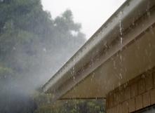 Le matériel nécessaire pour la récupération de l'eau de pluie