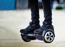 Trottinette électrique, hoverboard, gyroroue, gyropode... pour se déplacer au quotidien ? Photo: urbanwheel.co [CC-BY]