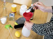 Fabriquer un nettoyant multi-usage écologique