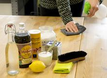 Les produits indispensables pour un nettoyage écologique