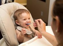 L'alimentation de bébé au naturel
